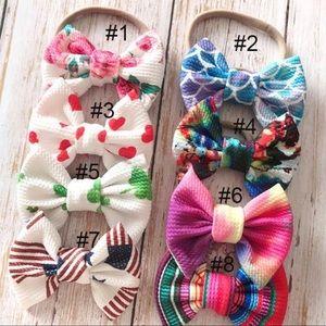 Other - Baby/toddler bows